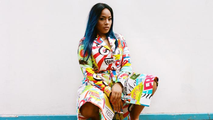 stefflon don, london's new grime queen, is shutting it down