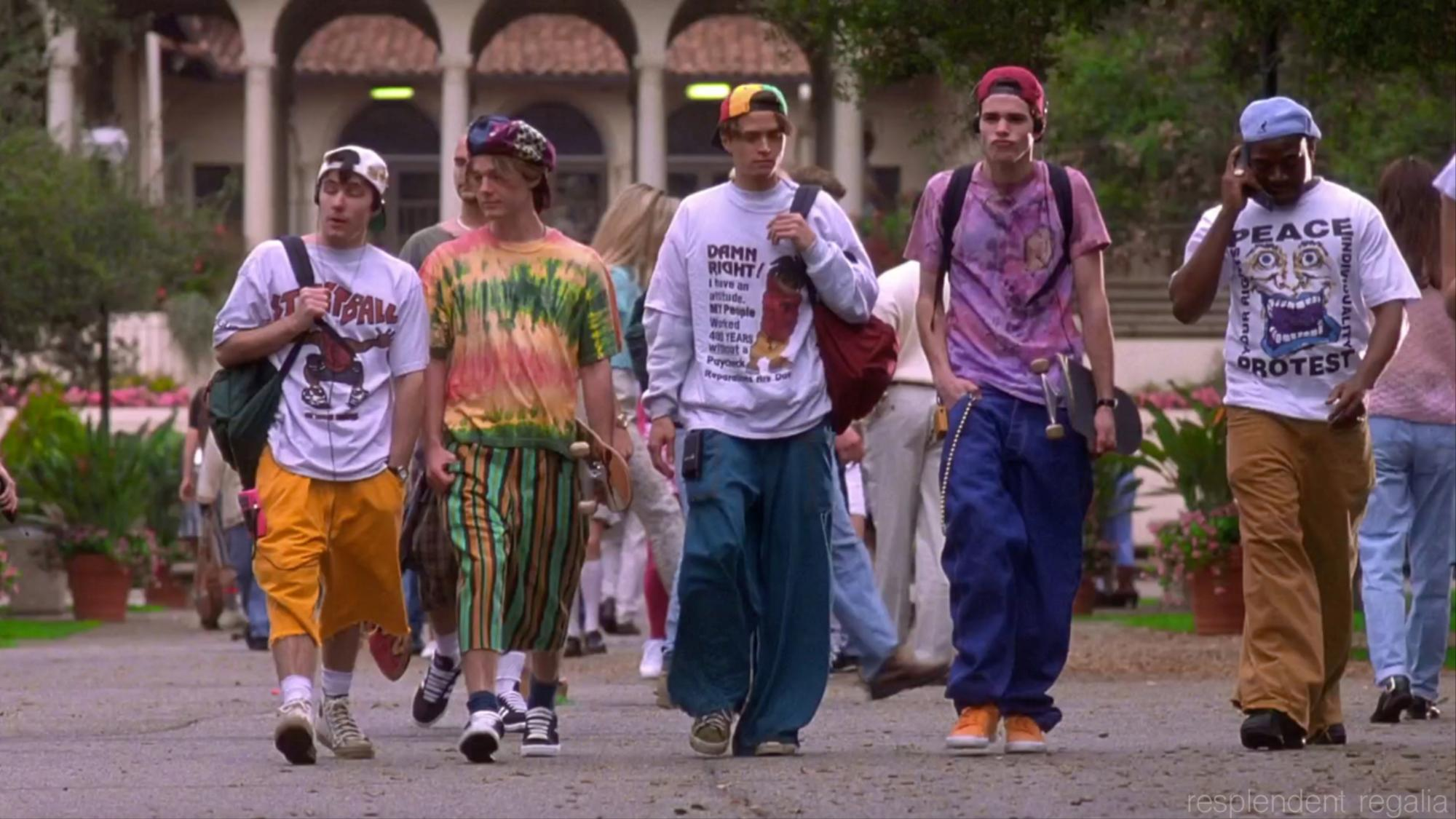 S High School Fashion