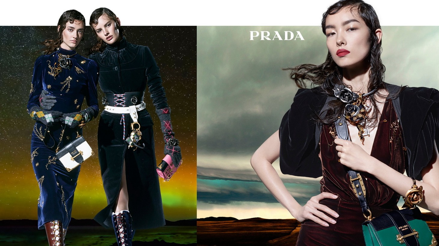 ​prada unveil huge supermodel line up for autumn/winter 16 campaign