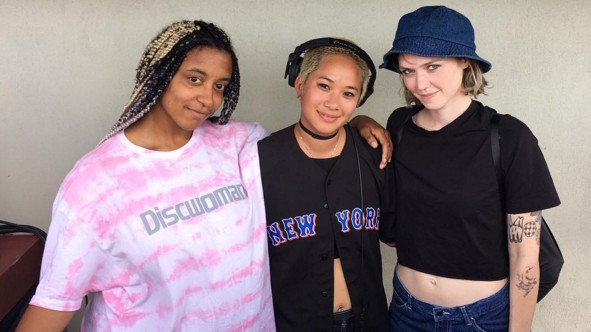 discwoman is making the future of electronic music female