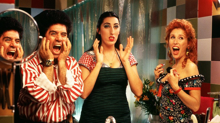 rossy de palma on 80s madrid, pedro almodóvar and embracing her unique look