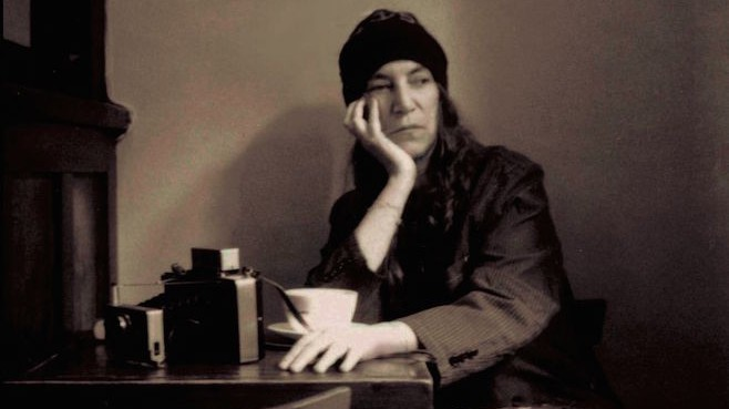 patti smith on appearing in her favorite tv show, 'the killing'
