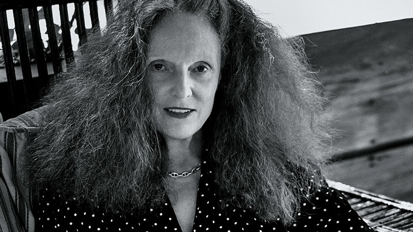 get an exclusive look inside the forthcoming grace coddington biography