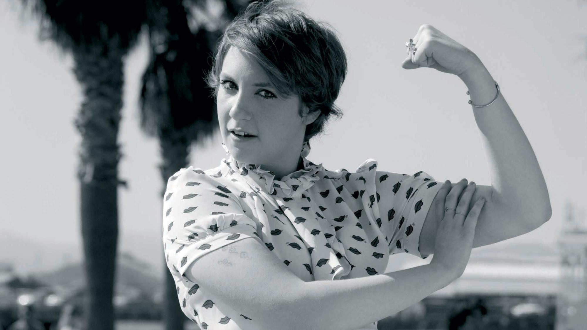 lena dunham is publishing her first collection of fiction