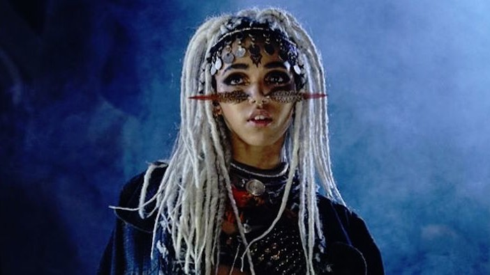 spare hour? watch fka twigs' full pitchfork set in glorious hd