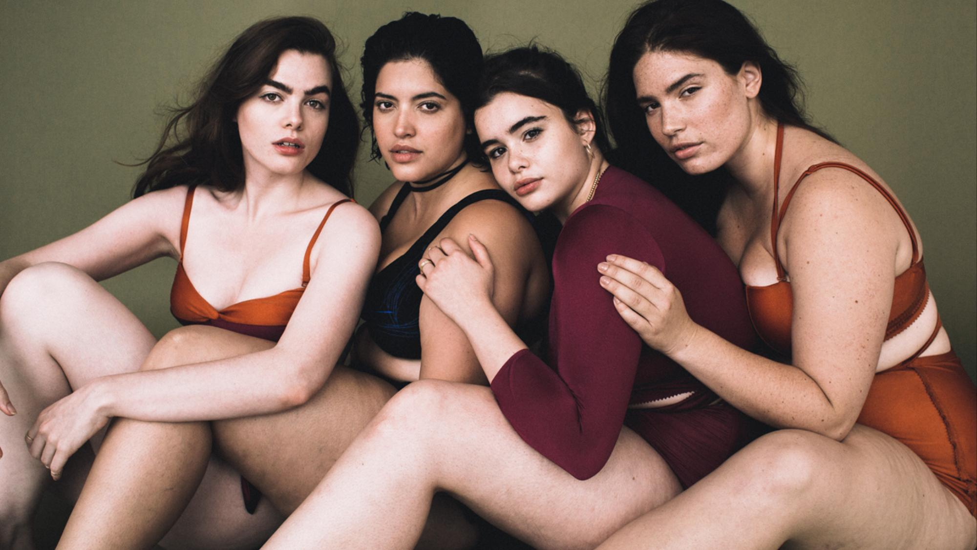 the models leading the charge for diversity