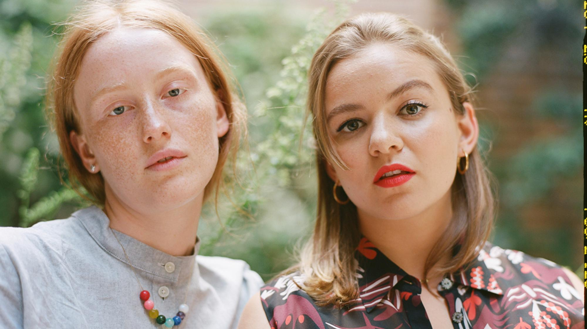 'white girl' stars morgan saylor and india menuez on the film's radical relatability