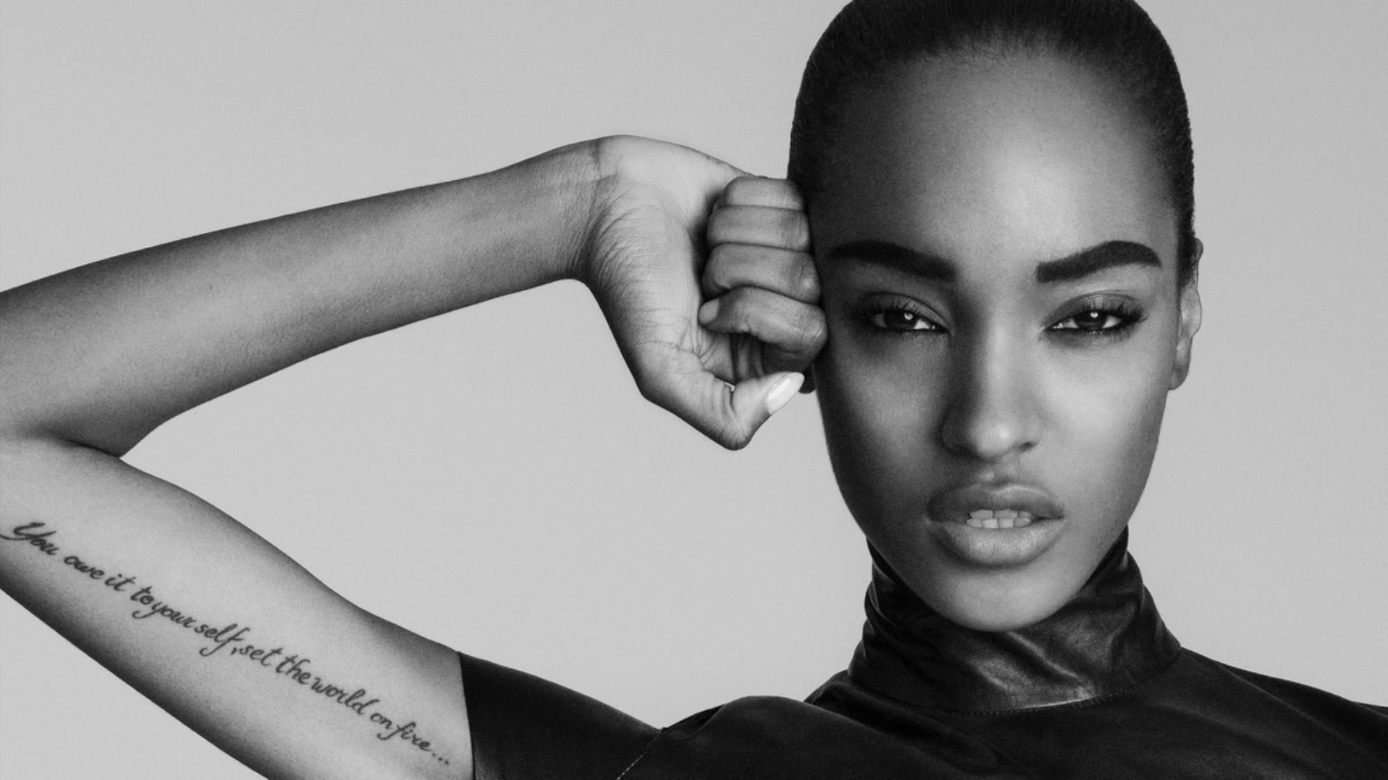 jourdan dunn joins judging panel for beam awards