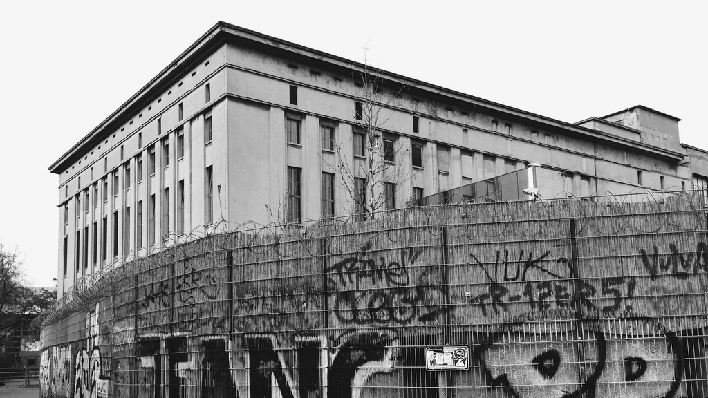 berghain is officially a cultural institution