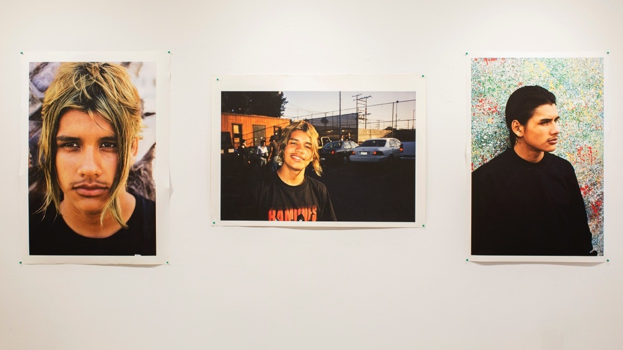 'more than a muse': larry clark, ryan mcginley, and the late dash snow star in new group show