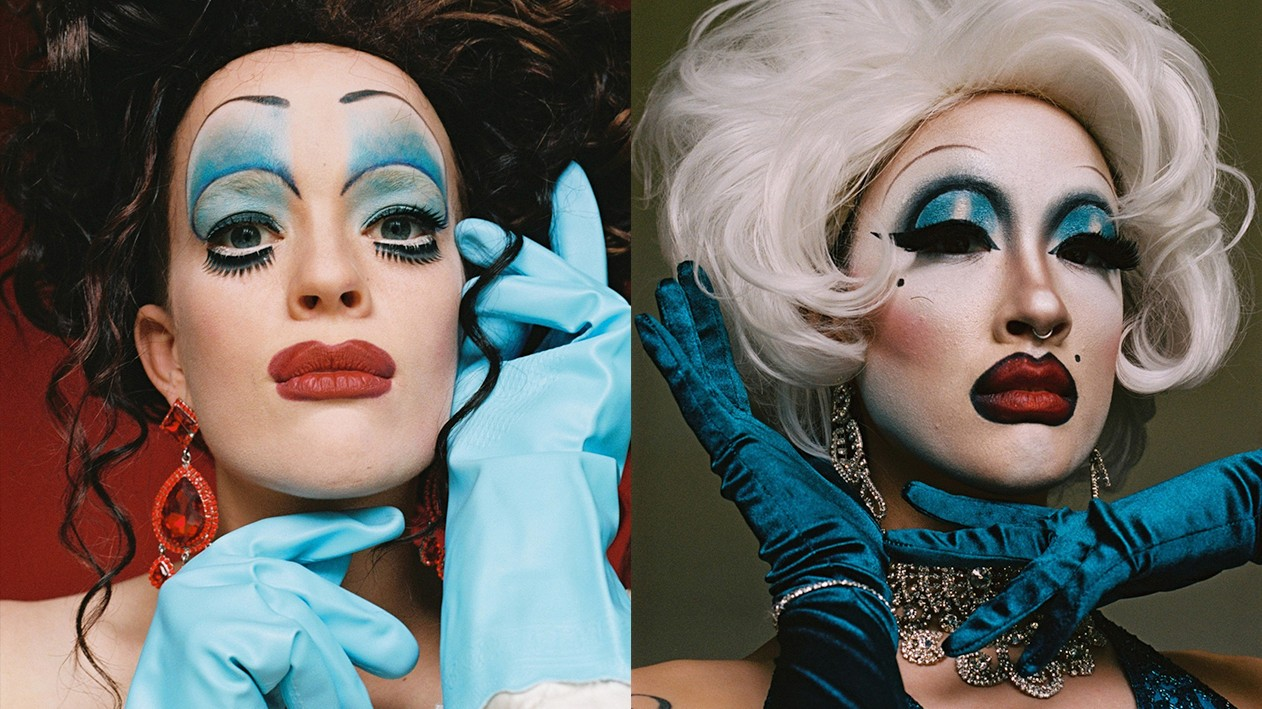belles of the ball: meet london's female drag queens