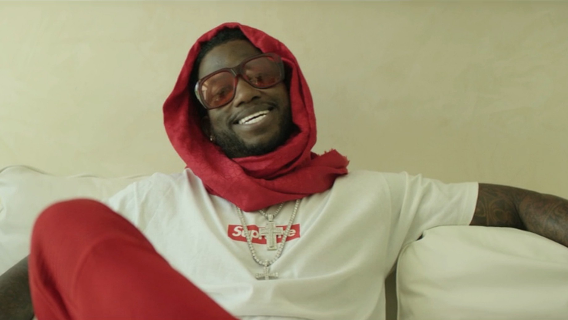 "gucci mane's clothing line will be ""somewhere between supreme and vetements"""