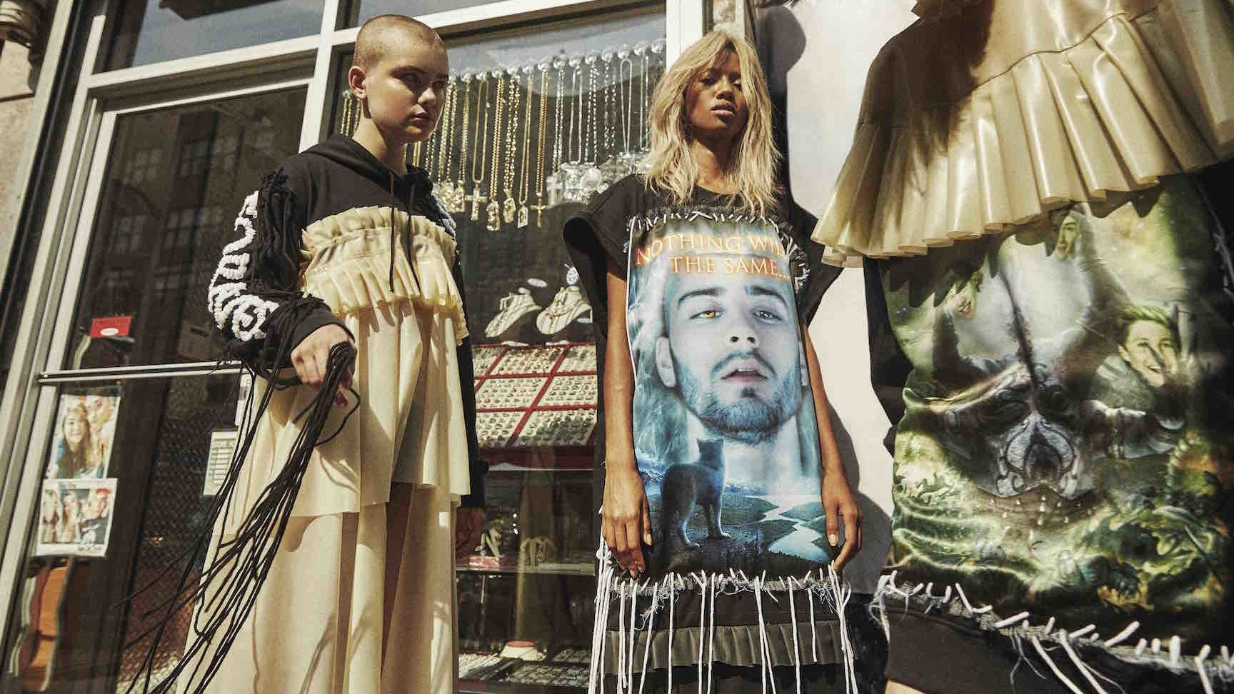 namilia, the berlin brand deifying justin bieber and taking down donald trump