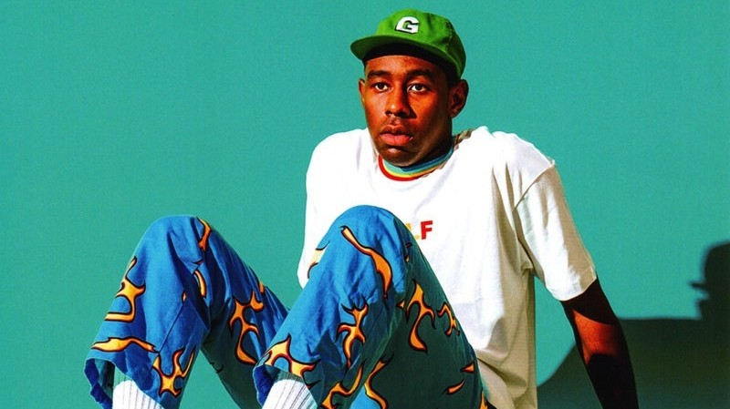tyler, the creator is rewriting fashion's rulebook in neon