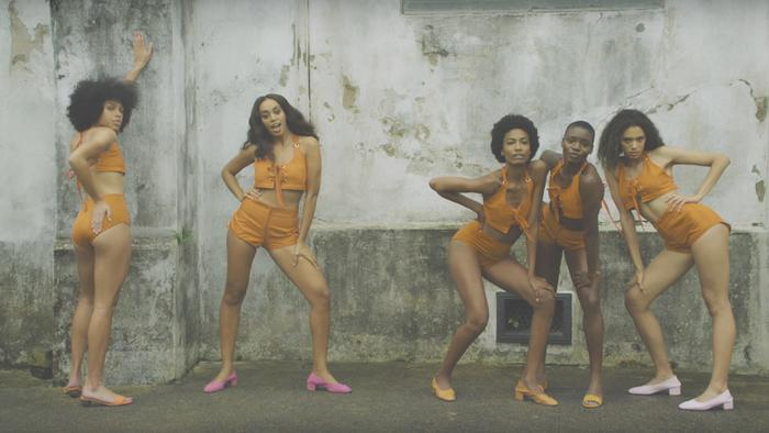 solange releases two stunning videos from new album, 'a seat at the table'