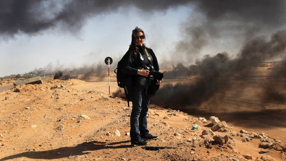 lynsey addario's photography has changed the way we see the world