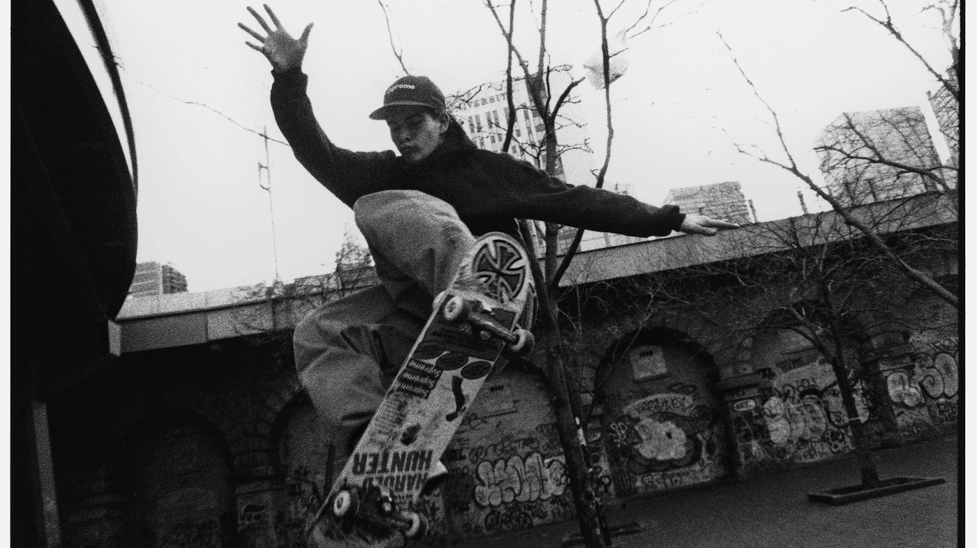 ari marcopoulos's new book features spike lee, brooklyn skaters, and his sons