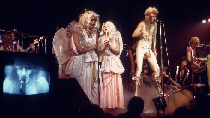 shock and awe: glam rock and its legacy