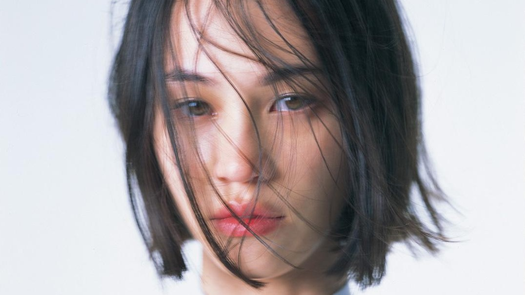kiko mizuhara's cover story for i-D japan
