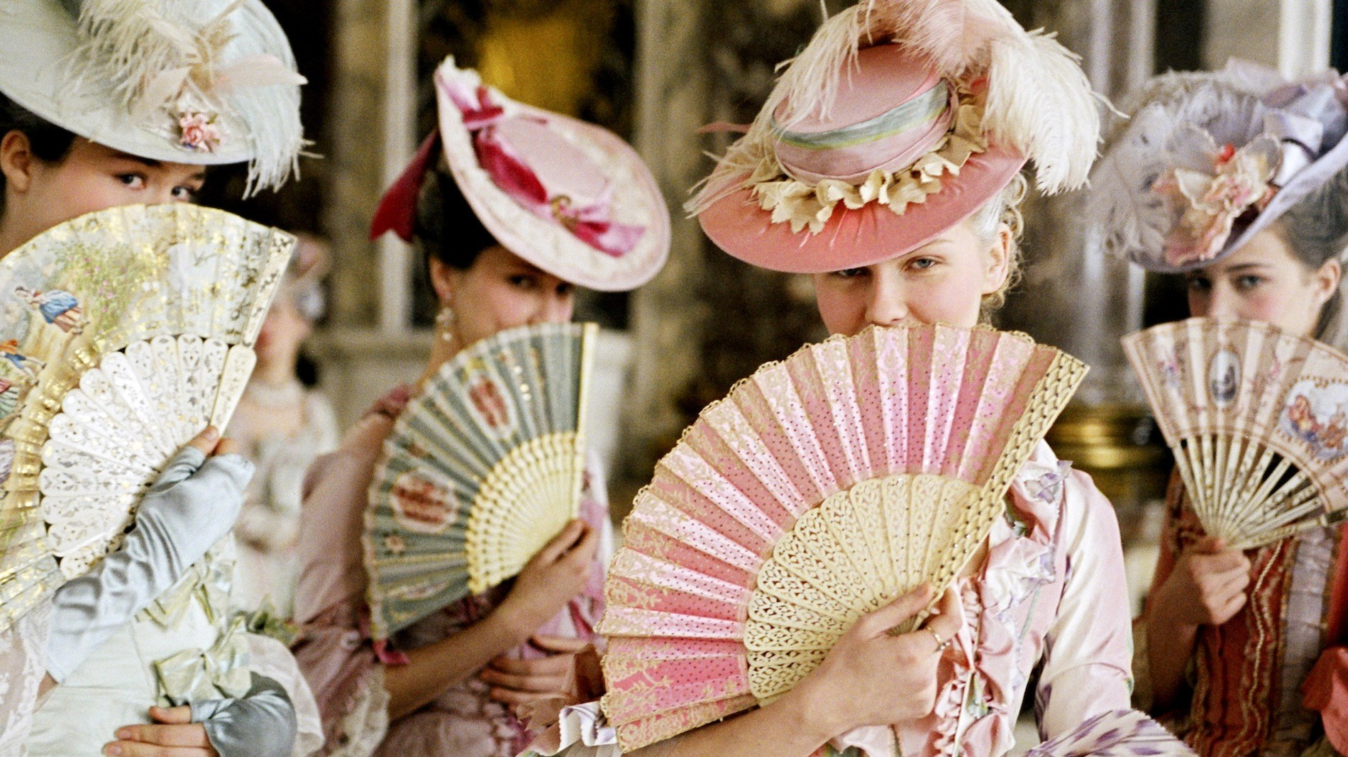 revisiting 'marie antoinette's' complicated portrait of girlhood