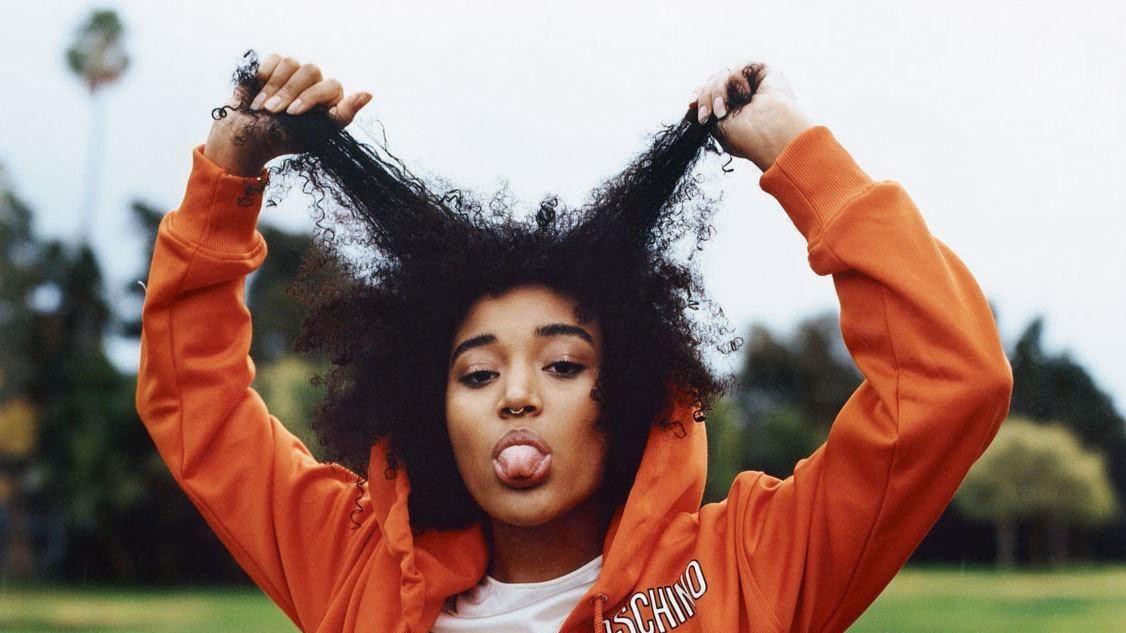 amandla stenberg, barbie ferreira and jaden smith are among the most influential teens of 2016