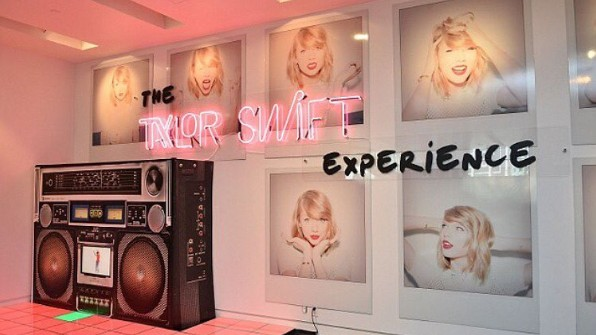 a taylor swift museum exhibition is coming to nyc