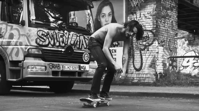74bdc4ac08 how dylan rieder bridged the gap between skateboarding and fashion - i-D