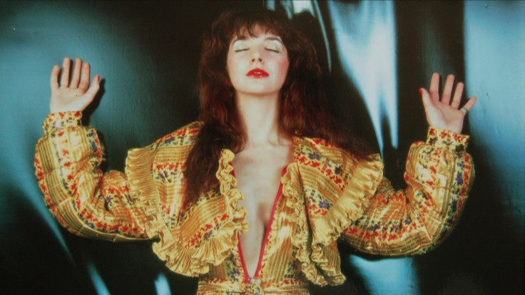 listen to kate bush's first live performance since 1979