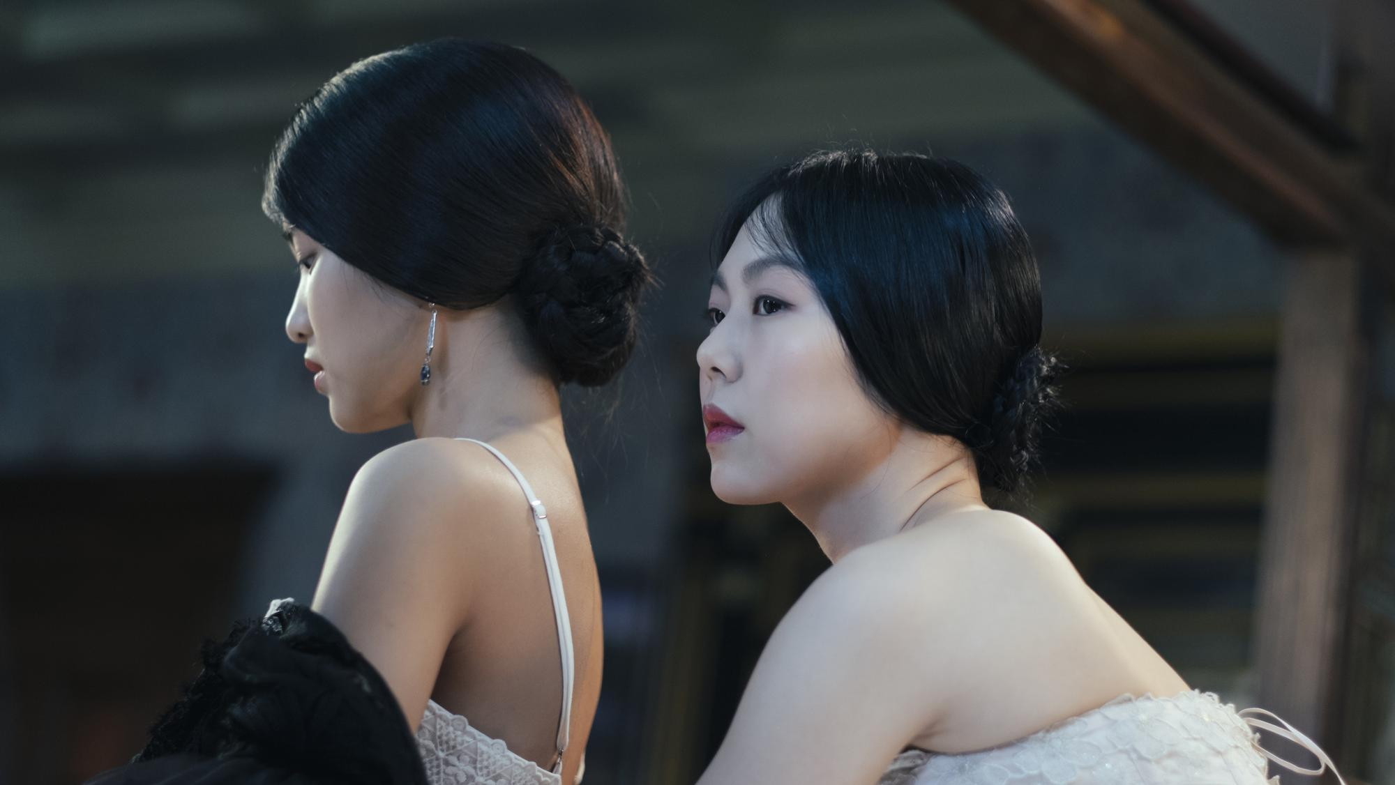 Lesbian Korean Sex 2
