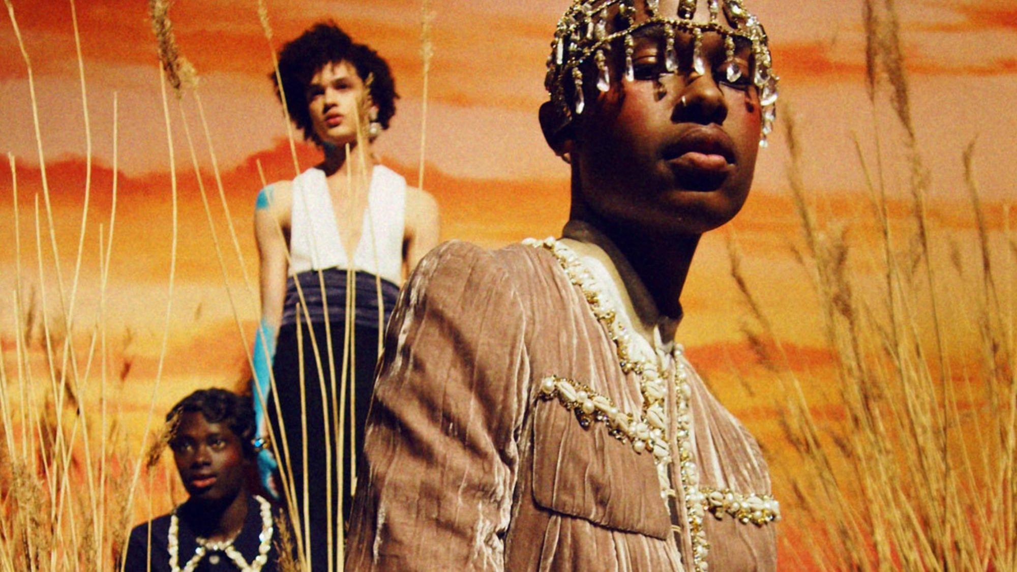 ​wales bonner and casely-hayford included in fit museum black fashion designers exhibition