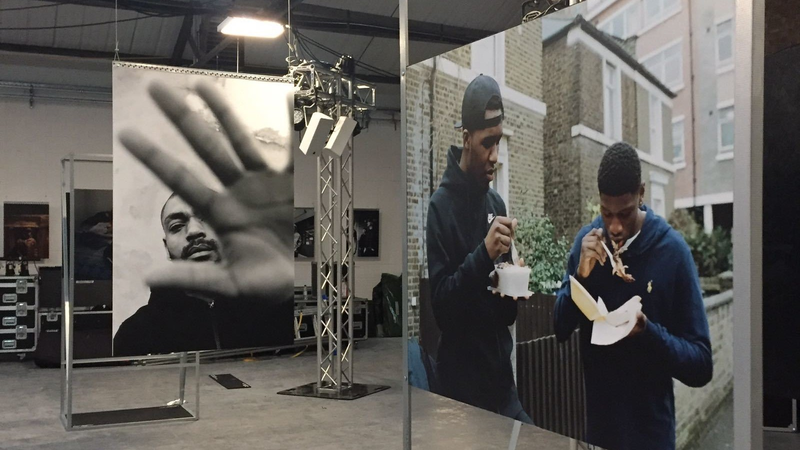 exhibition an eye on grime opens tonight in leeds