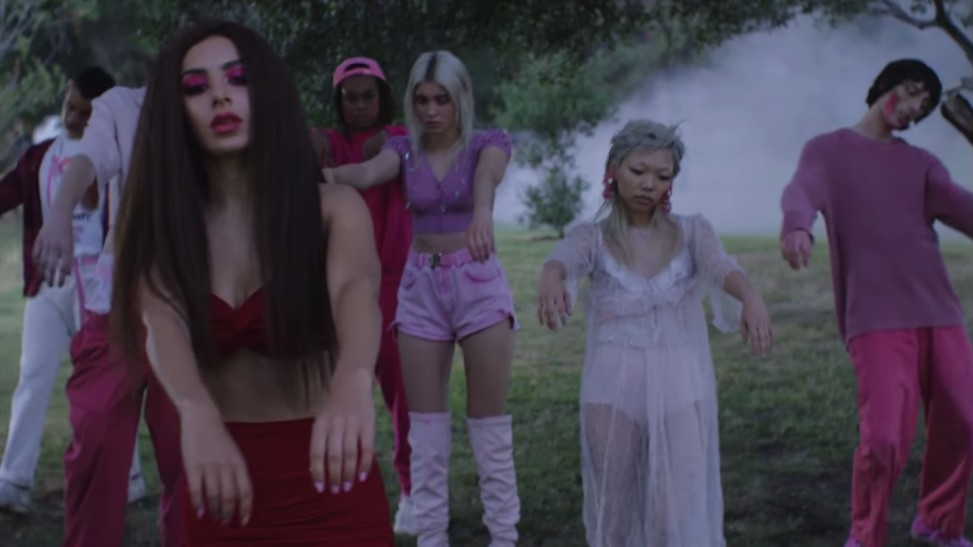 watch charli xcx and lil yachty host slimy, zombified kickons