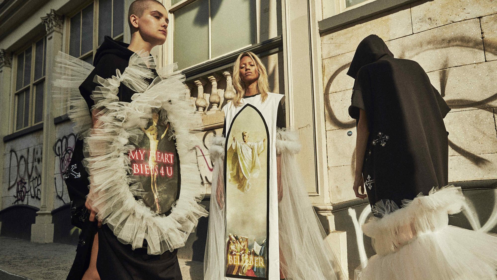 das berliner designerduo namilia hat es auf das patriarchat abgesehen