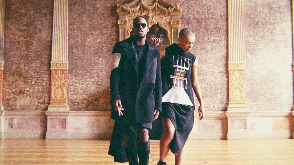 premiere: step inside rick owens' paris home with zebra katz's video for hello hi