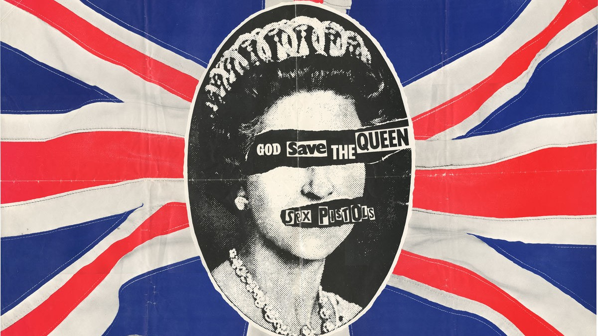 ​god save sex pistols! revisit the striking and shocking visual impact of the original punk icons