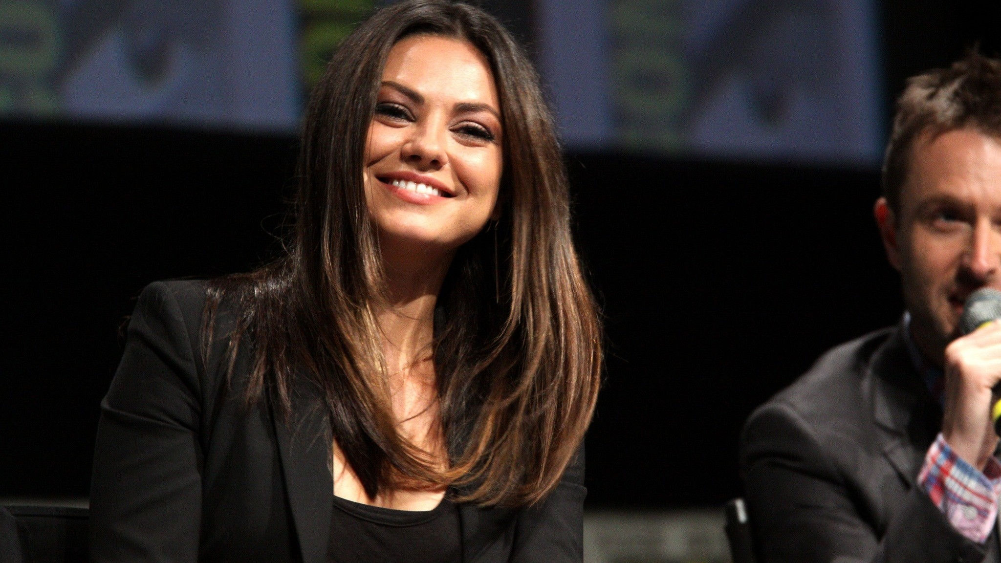 mila kunis writes an excellent personal essay about hollywood mila kunis is really funny but she s also tough the actress moved from the soviet ukraine to the united states her family at the age of seven