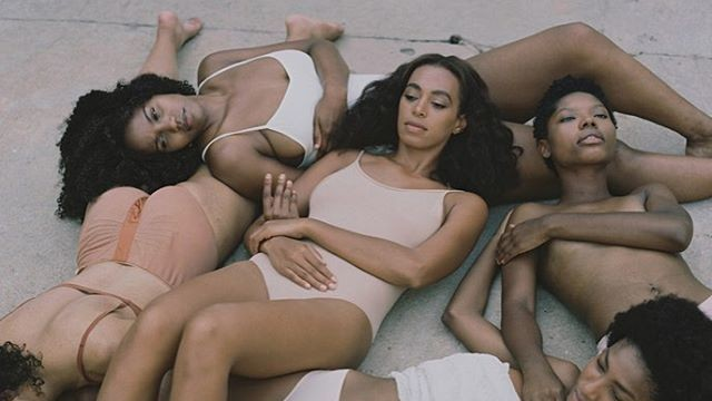 like solange's instagram? you'll love her new art book