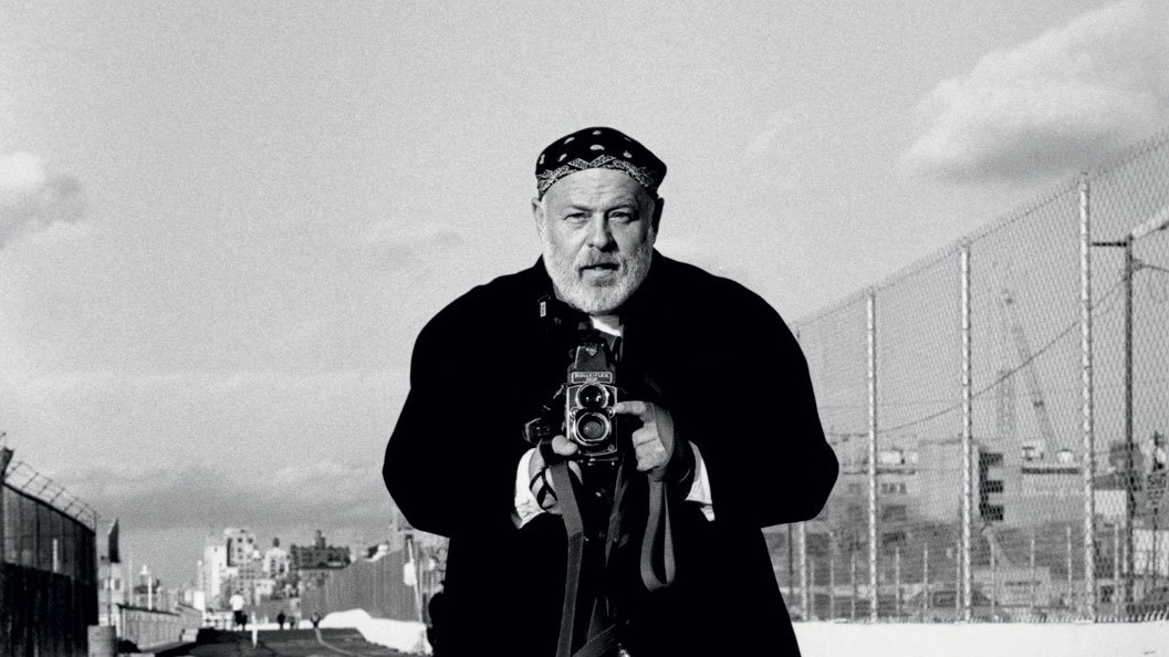 ​bruce weber is the 2016 winner of the isabella blow award for fashion creator