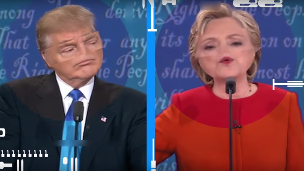 trump o hillary? aphex twin dice la sua con un nuovo video