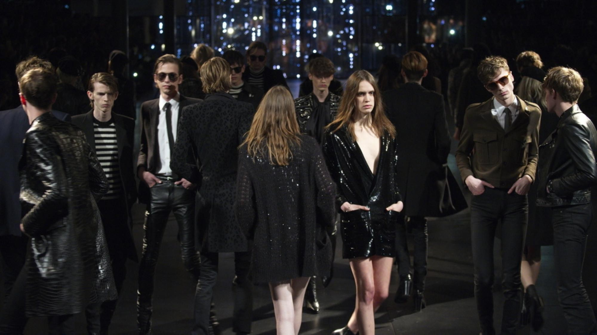 hedi slimane earns a small victory after suing ysl's parent company — again