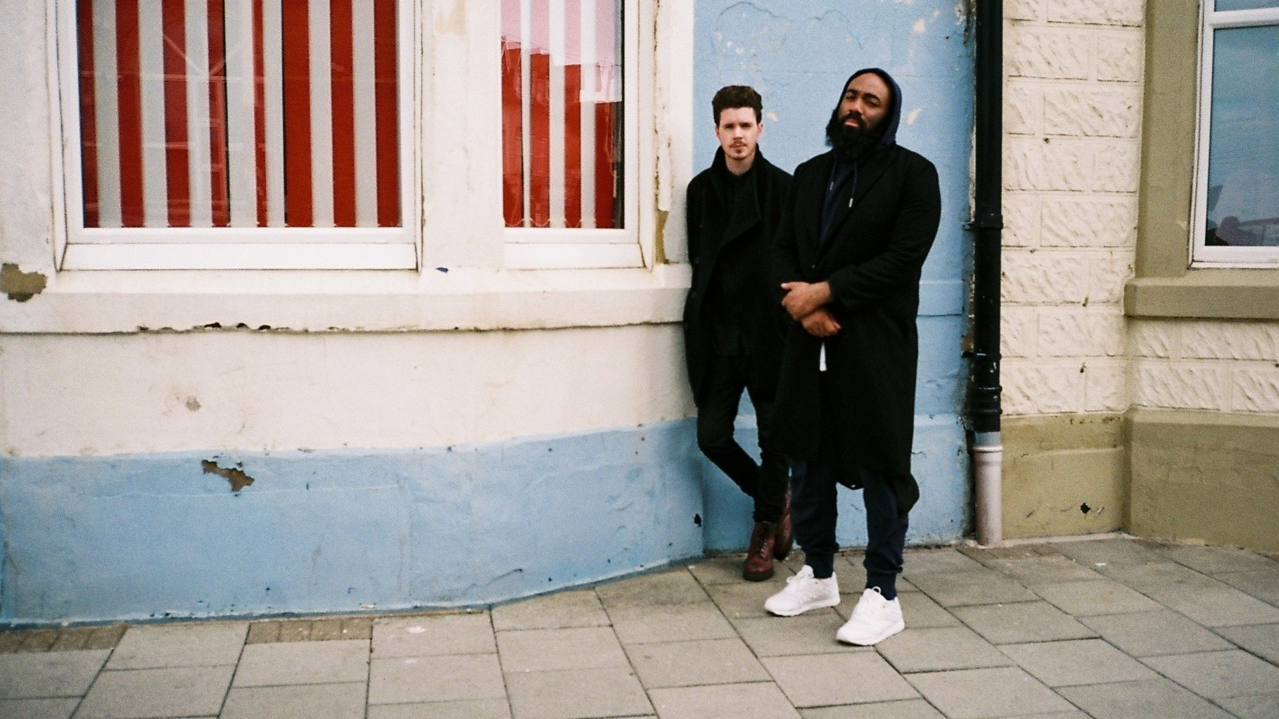 video premiere: halfbrother celebrate uniqueness with go tell the mandem