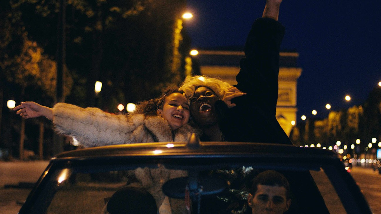 how the paris riots inspired houda benyamina's cannes winning triumph