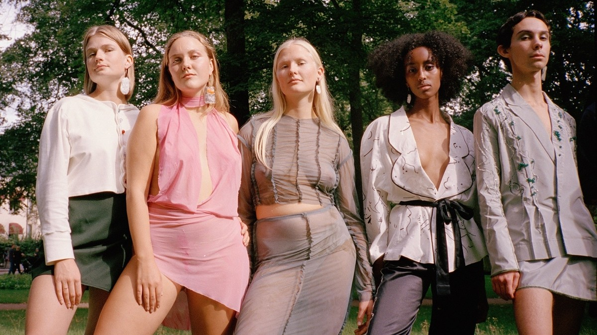 The 19 year old norwegian designer inspired by nyc park life i d ccuart