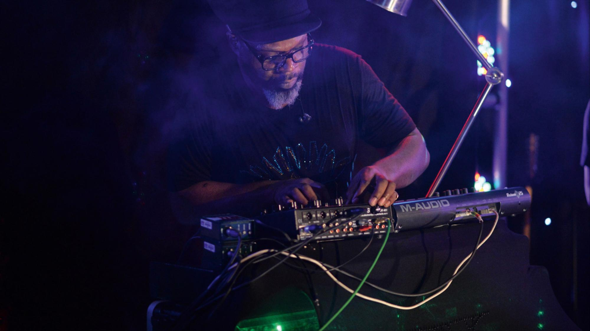 jazzie b of soul II soul on returning to his roots