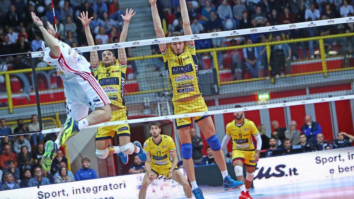 Gli sportivi di modena volley che fanno la differenza i d for Casa modena volley