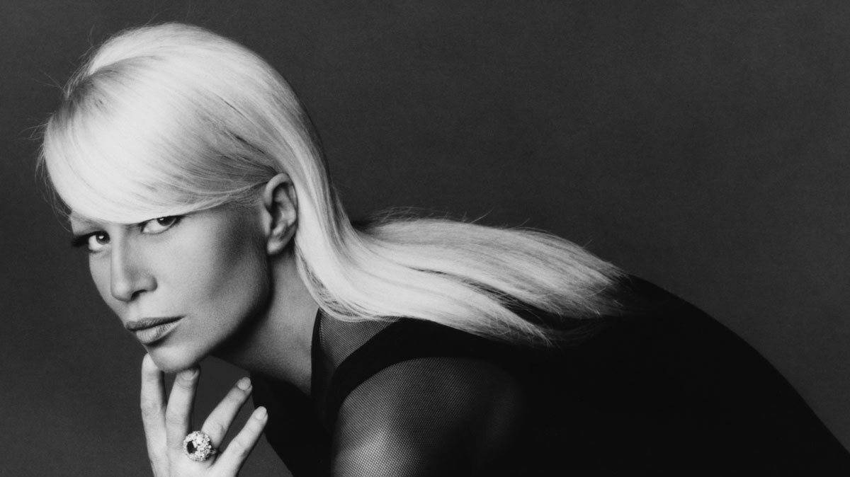 ​a new versace book is coming to a library near you (courtesy of donatella herself)