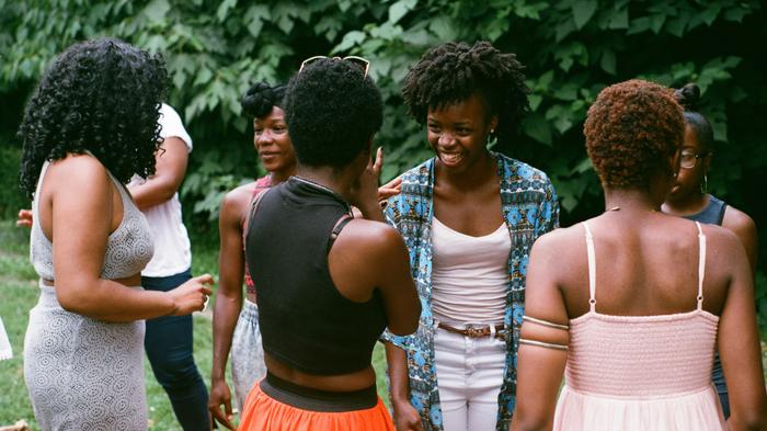 black girl magik, the empowering collective for women of color