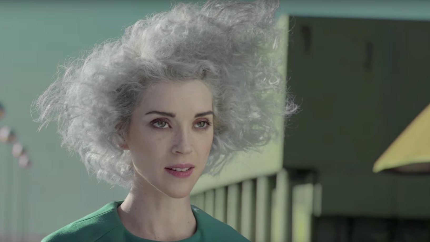 st. vincent wrote a horror film, and it's premiering at sundance