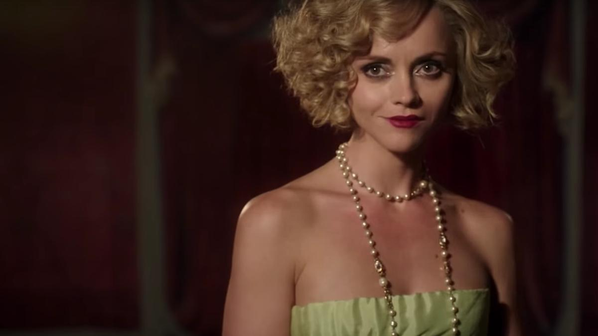 Christina Ricci Sparkles As Zelda Fitzgerald In Amazon