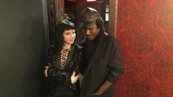 dev hynes and carly rae jepsen channel the 80s in new video